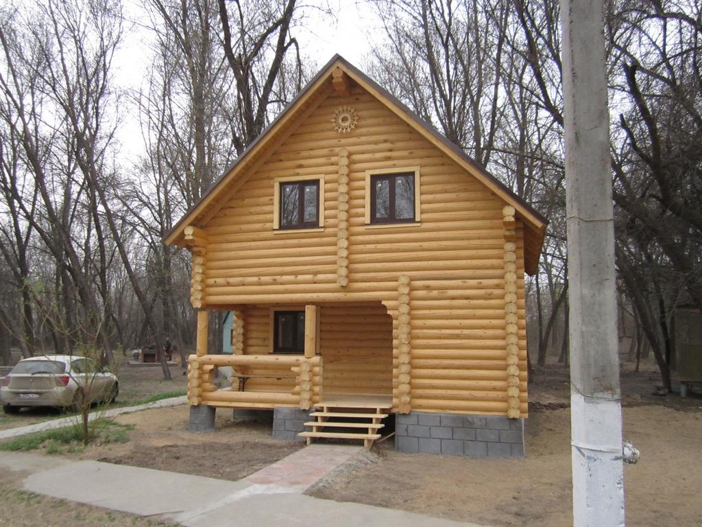 Дом из ОЦБ 22 см